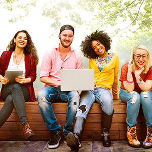 Youth and Students Savings banner image