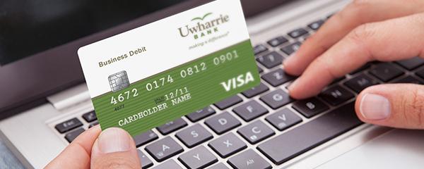 Uwharrie bank visa business debit card debit card colourmoves